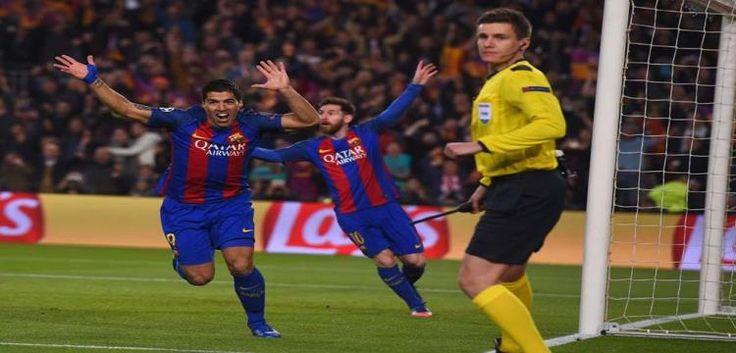 تفاصيل مباراة 1/6 التاريخية بين برشلونة وباريس سان جيرمان والتأهل إلي ربع النهائي أبطال أوروبا