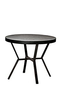 ROUND URBAN 4 SEATER DINING TABLE Love this one too!