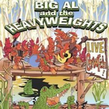 Big Al / Heavyweights - Live Crawfish [New CD]
