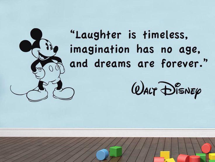 Walt Disney is amazing!