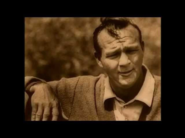 """Story: Golf Legend Arnold Palmer Dies at 87 - by Mina Fabulous - Telegenic Arnold Palmer Brings Golf to Global Stage Arnold Palmer, known as """"the King"""" for his dominance and legacy in golf, has died at the age of 87. The golf legend died from complications of heart problems.  The sad news was confirmed by Alastair Johnson, chief executive of Arnold Palmer... #Golf, #Sport"""