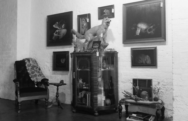 ADi installation - 2013  Dark Horse Experiment Gallery