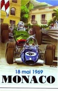Monaco Grand Prix - 1969