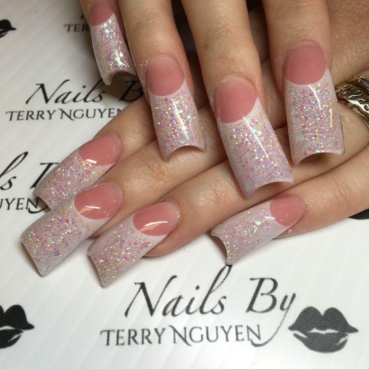 acrylic rockstar nails