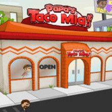 mini dash fion juego  Juego Papa's Taco Mia! 987