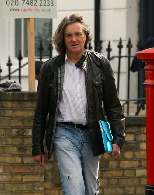 James May #TopGear