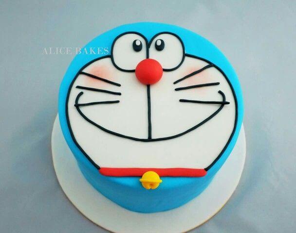 Doraemon cake!!!