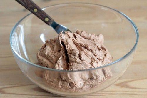 Opskrift på chokolade-palmin smørcreme