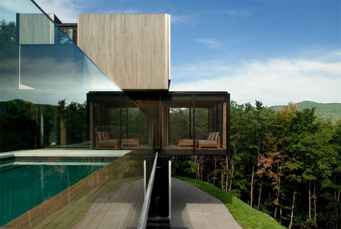 The Cool Hunter - Lac Superieur Residence, Mont-Tremblant, Canada