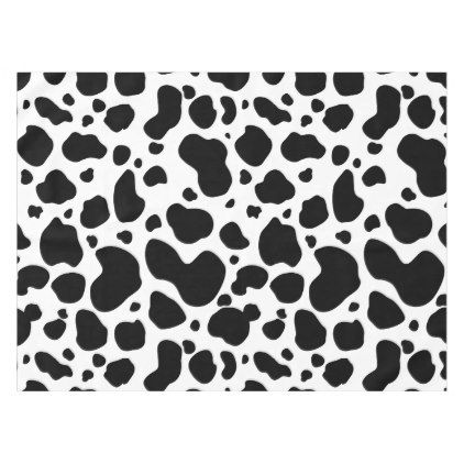 The 25 best cow spots ideas on pinterest cow mug cowboy party cow spots pattern black and white animal print tablecloth pattern sample design template diy cyo pronofoot35fo Gallery