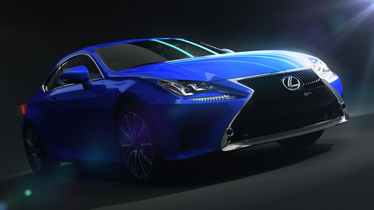 Lexus RC//Ionart Studio