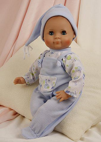 Baby Doll Outfit--Cute Hat