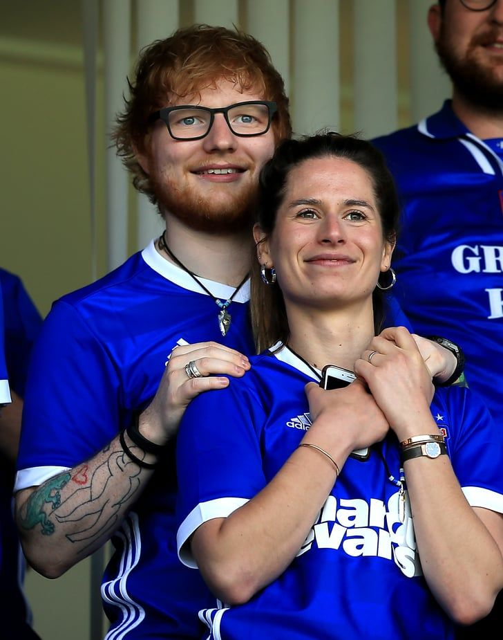 Ed Sheeran Confirms He S Married To Cherry Seaborn In New Song Remember The Name Cherry Seaborn Is Ed Sheeran Married Ed Sheeran Cherry