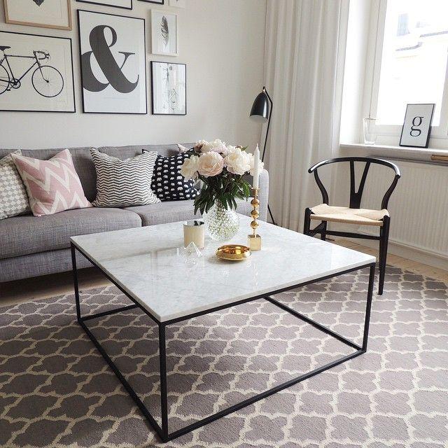 Hoppas att ni har haft en bra dag! Min dag har spenderats på Room och shoppat inredning! ☺️ Bild: @victoriasinredning #kasenberg #marmor #marmorbord #soffbord #hallbord #sidobord #matbord