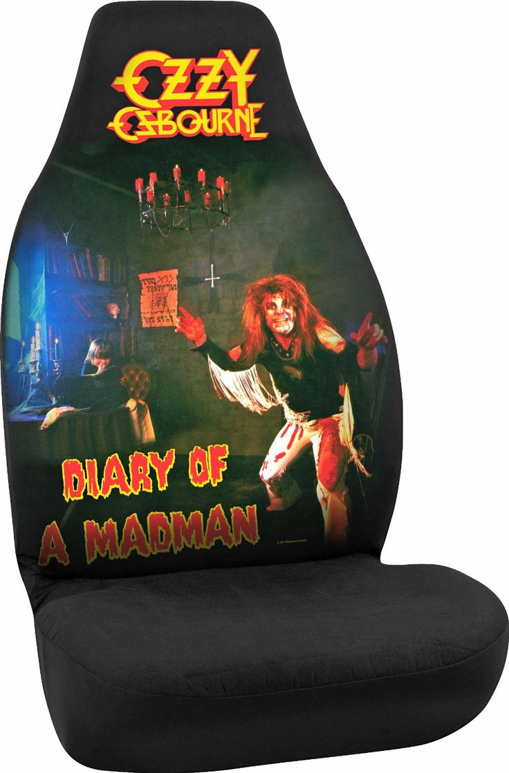 Ozzy Ozbourne Car Accessories Car Seat Cover Car