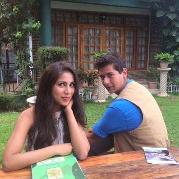 Paras Arora and Veebha Anand
