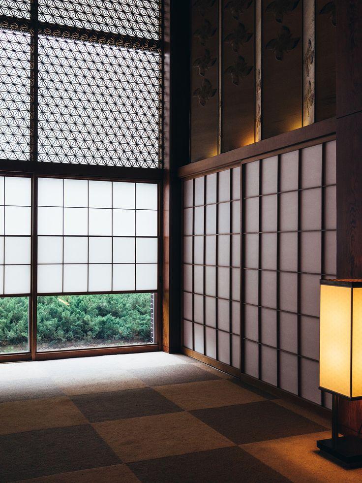 Hotel Okura, Tokyo via lingered upon