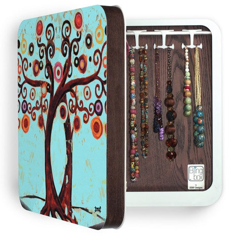 Jewelry box + amazing Art. Love it!