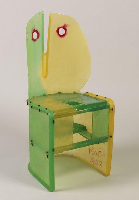 Nobodyu0027s Perfect Chair By Gaetano Pesce, 2001.