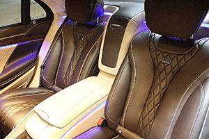 Mercedes S класс w222