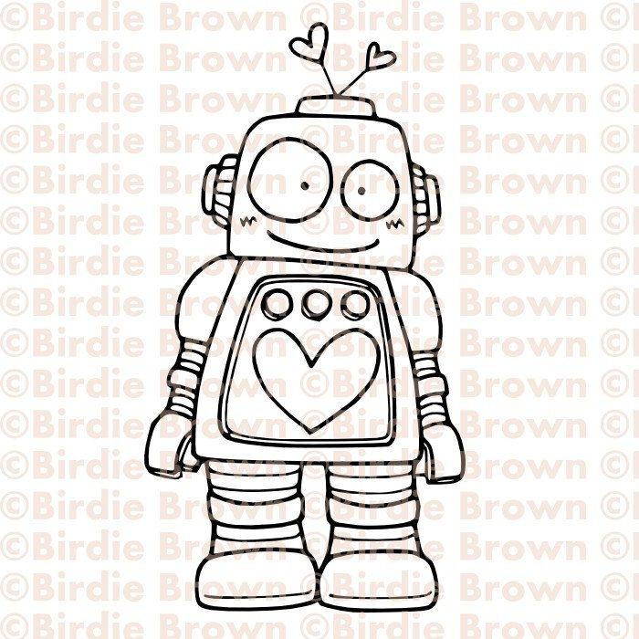Lovely Robot.