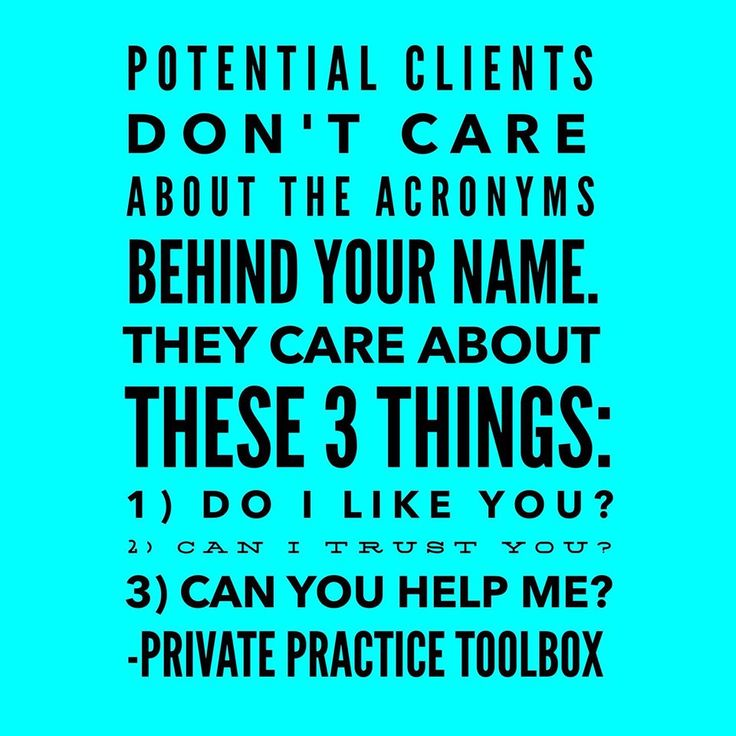 3 Things Potential Clients Really Want to Know — Private Practice Toolbox with Dr. Julie Hanks Consulting and Coaching