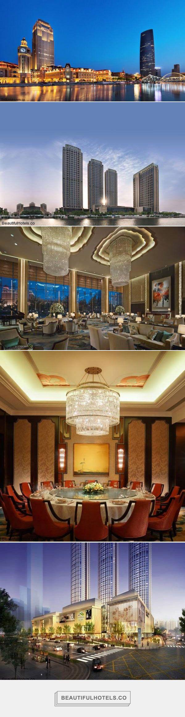 Shangri-La Hotel Tianjin (Tianjin, China)