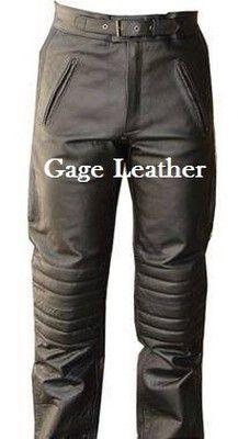 Celana Kulit Gage Leather 43 Bahan kulit domba kualitas nomor 1. Resleting YKK Jepang. Puring dourmil England (tahan sobek dan tidak panas). BBM 7D21F5CE SMS/WA/TLP 085736030048