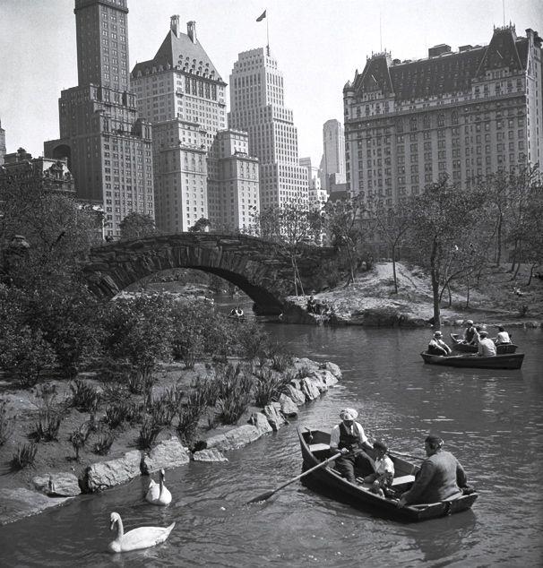 Vintage Park: 34 Best Central Park Images On Pinterest