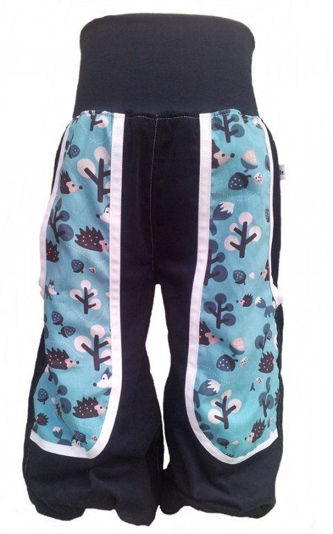 Bukser med store lommer