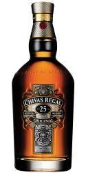 Whisky Chivas Regal 25 Anos 700 ml