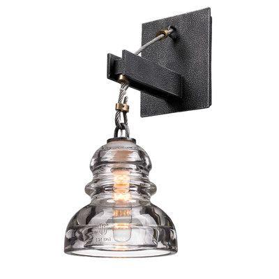 Trent Austin Design Lynnhurst 1 Light Wall Sconce & Reviews | Wayfair