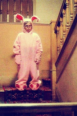 RALPHIE! The best Christmas movie ever, obviously.