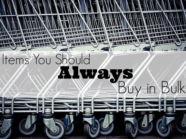 There are a lot of different ways to cut costs on your trips to the grocery store, but how many of you shop in bulk? Warehouse stores such as Sams Club have become increasingly popular over the last ...