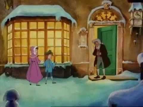 Il Principe Schiaccianoci cartone Natale - YouTube