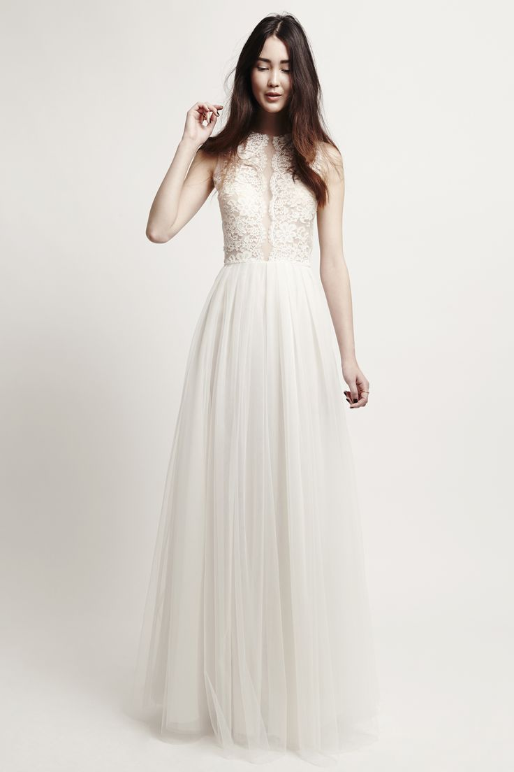 Long dress for petite designer