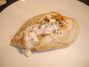 Dukan Recipe > Stuffed Chicken Breast. Pure Protein, Attack Phase.