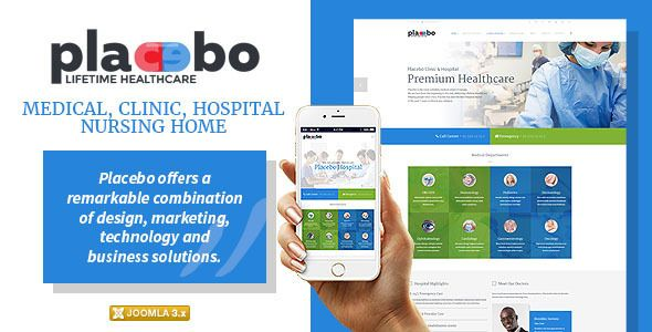 Placebo is a complete healthcare solution for any type of business in the medical field. Placebo offers a remarkable combination of design, marketing, technology and business solutions. The package...