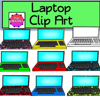 This great Laptop Clip Art is perfect for a range of classroom resources and products to sell. These clips are created and saved at 300 dpi so are high quality. Included: 8 Colored png files with transparent background 1 Black and White png file with transparent background.