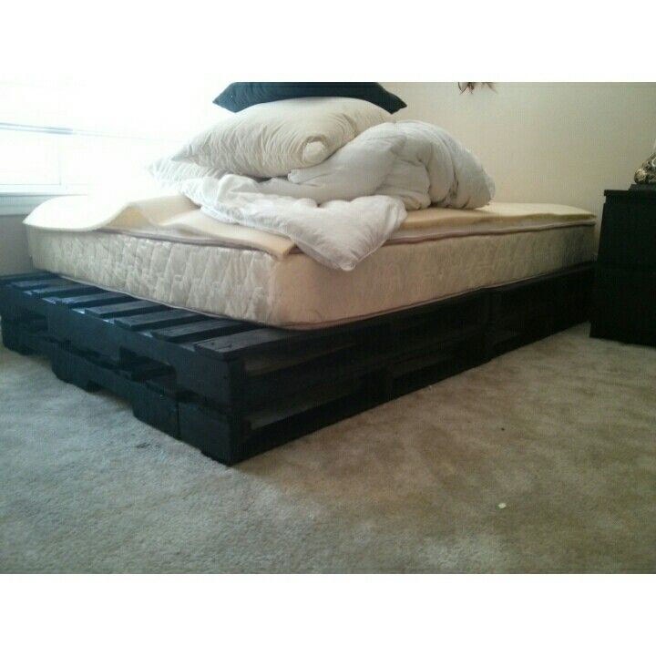 Full Size Pallet Bed Full Size Bed Framepallet Bed