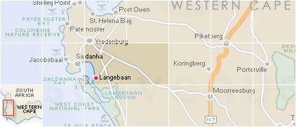 Accommodation in Langebaan