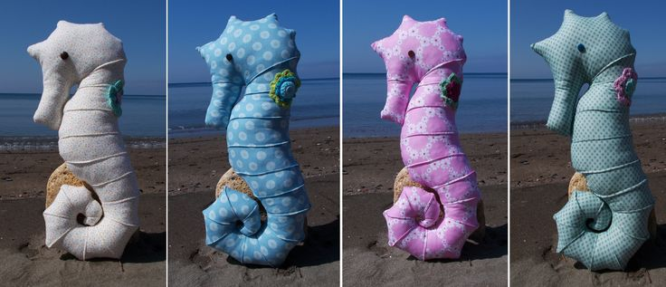 Seahorse for cuddles
