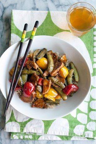 Leckere Wok-Gerichte zum Vorkochen und Einfrieren. | 18 leckere und gesunde Gerichte, die Du super vorkochen kannst