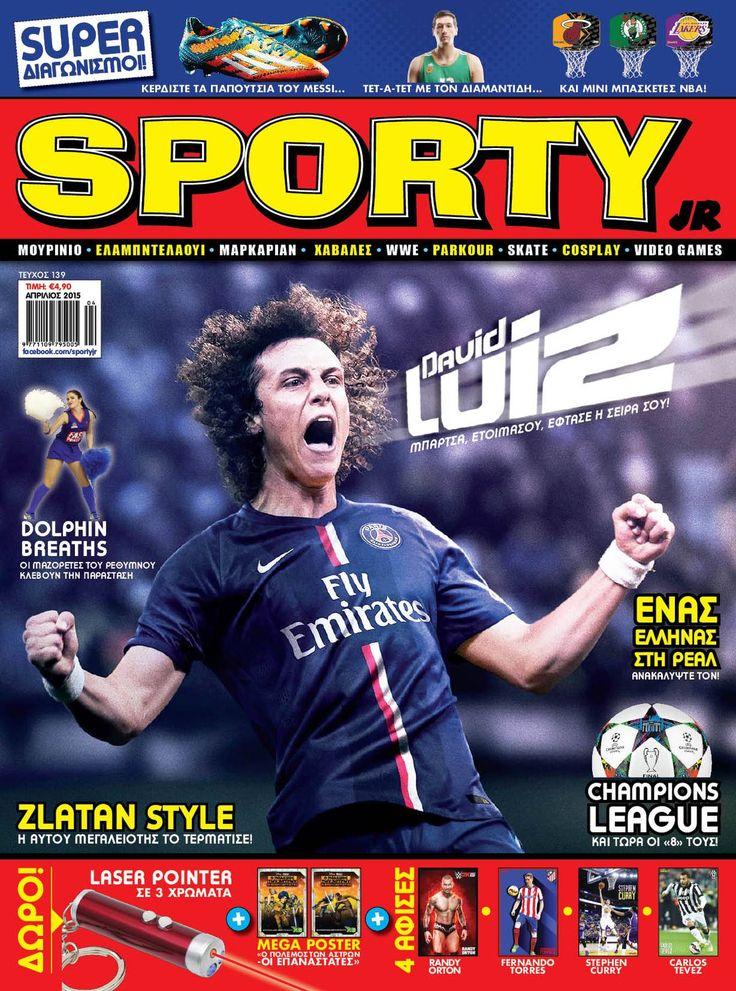 Sporty JR #April '15