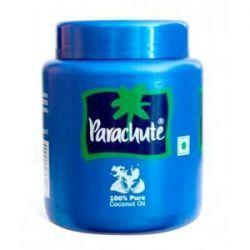 Кокосовое масло для волос и кожи Parachute (холодного отжима, в банке), 200 мл.