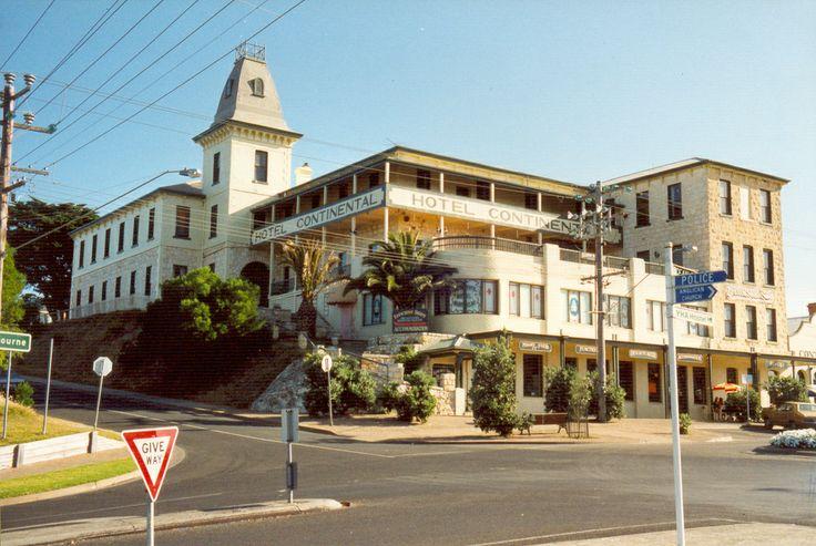Continental Hotel, Sorrento, Australia
