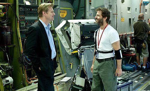 Christopher Nolan la bendición de Zack Snyder para 'Batman v Superman' - TJmix tu espacio