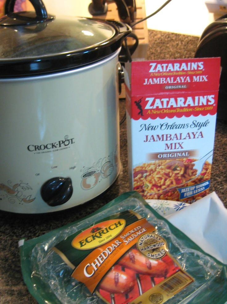 And that was tonight's dinner. Zatarain's Jambalaya with gluten-free ...
