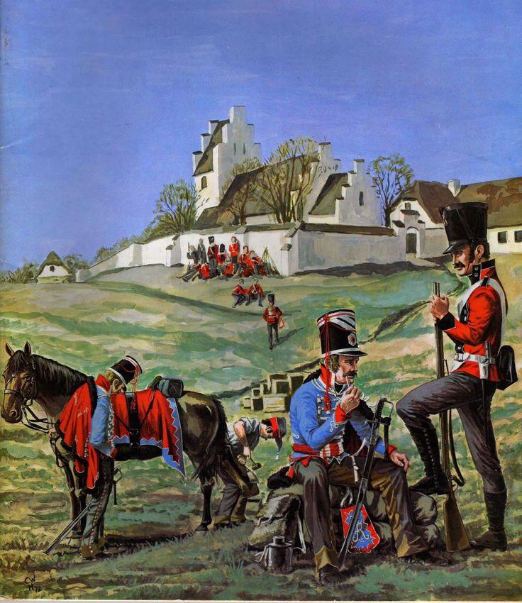 Danish Hussars