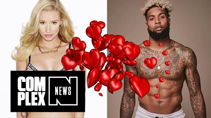 Are Iggy Azalea and Odell Beckham Jr. Dating?